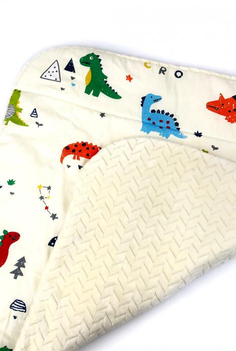 Плед-конверт Dino