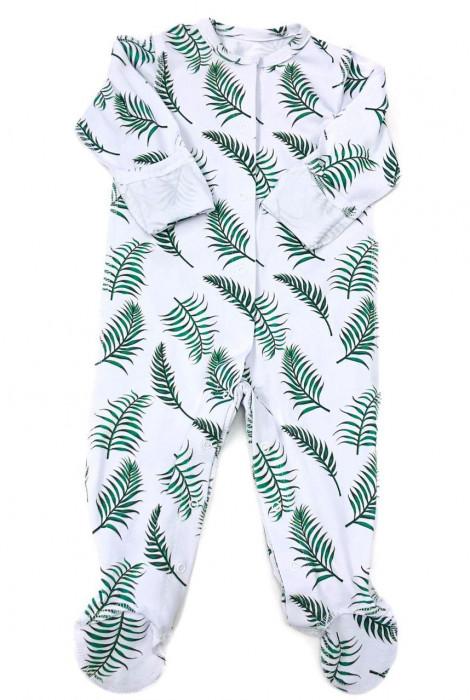 Чоловічок, Пальмові листочки