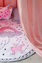 Шатер мусліновий, Рожевий