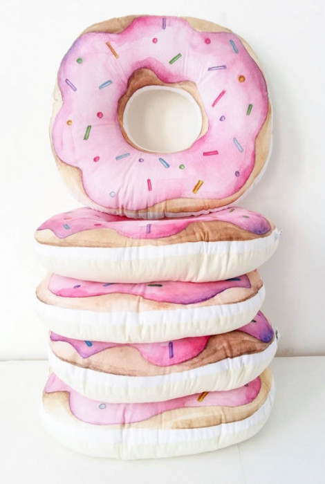Подушка, Пончик Yummy