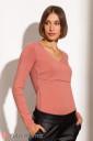 Боді Fleur для вагітних і годування, темно-рожевий