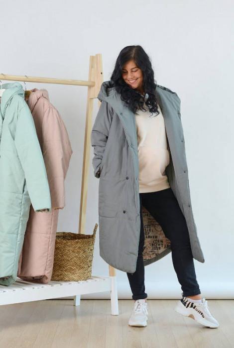 Куртка для вагітних арт. 2734274, оливковий