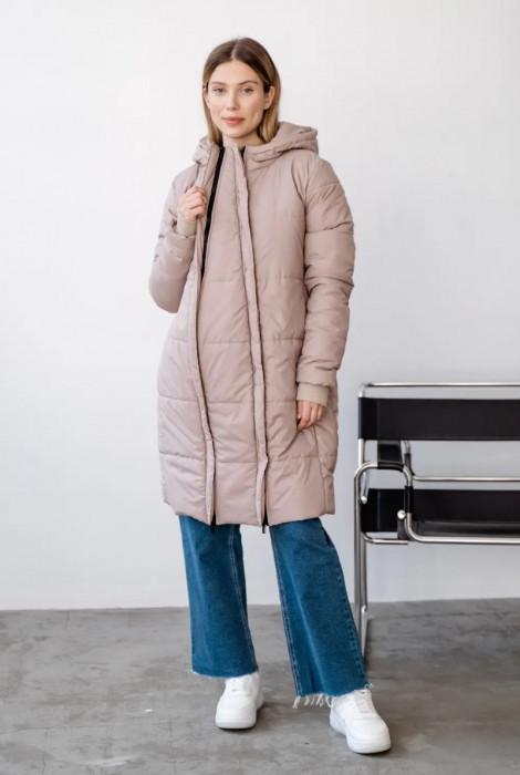 Куртка 4343274 для вагітних, мока