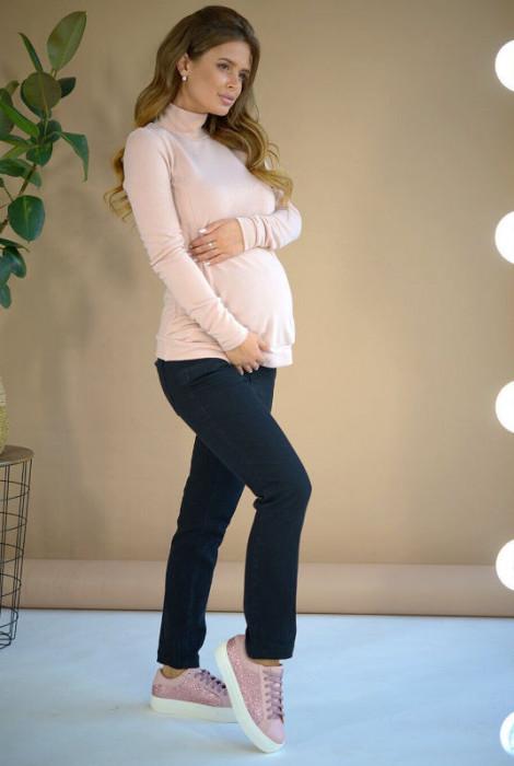 Джинси для вагітних арт.4191453-4, чорний