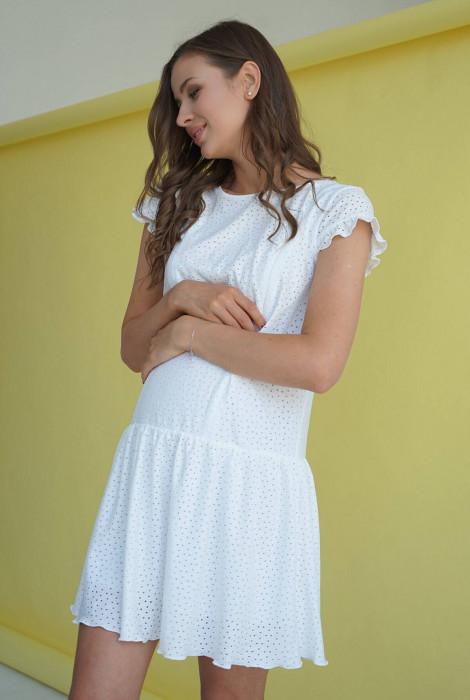 Сукня для вагітних та годування арт. 4244077, ванільний крем