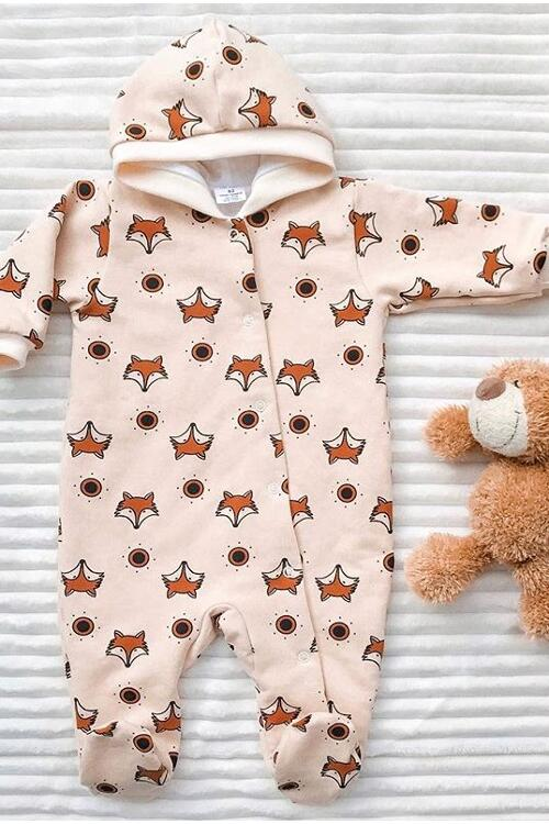 Комбінезон дитячий FOXY c2740549ca003