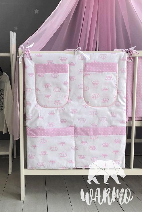 ... Принцеса Набір в дитяче ліжко із 8 предметів 9268a529cde6b