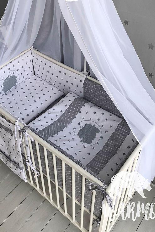 Набір в дитяче ліжко із 8 предметів 833b8e439dd80